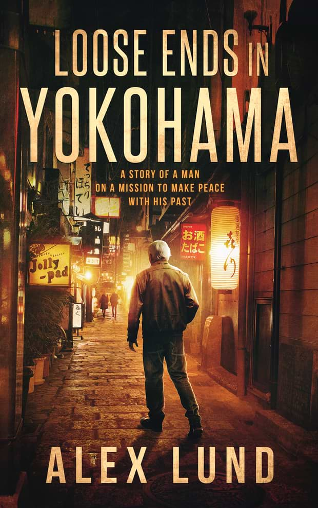 Loose Ends in Yokohama Book Cover